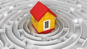 HOME BUYING MAZE